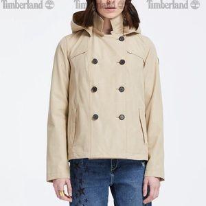 Timberland Waterproof Trench Coat for Women